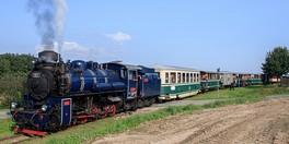Parní vlaky Slezských zemských drah
