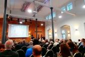 """Krom veletrhu se v Zabrze konala i dvoudenní konference na téma """"Nové odvětví pro turistiku – Nemateriální průmyslové dědictví"""""""