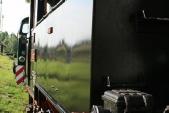Podvečerní náladovka s lokomotivou U46.002