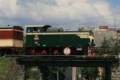 Nedělní vlak sFaurem, zdenamostě vobci Třemešná