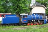 Složená lokomotiva vTřemešné