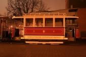 Opavská tramvaj vOstravě