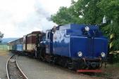 U57.001 posunuje sesoupravou veSlezských Rudolticích