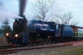 U57.001 čekající naodjezd veSlezských Rudolticích