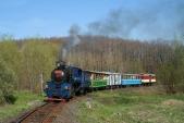 Vlak SZD vnejmenším oblouku nasítí českých železnic