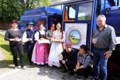 Slavnostní odhalení nového loga Mikroregionu Osoblažsko