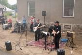 Na závěr hudební produkce v Osoblaze vystoupila kapela Šajtar