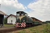Zastavení posledního vlaku v Bohušově