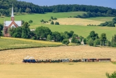 Památky, krásná krajina a parní vlak. Prostě OSOBLAŽSKO.