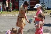Indiánské hry pro děti v Osoblaze