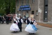 Taneční vystoupení Slezského souboru Heleny Salichové.