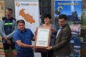 Slavnostní předání klíče od budov na Osoblažce proběhlo 8. května 2018 v rámci zahájení sezony.