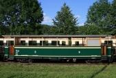 nový vzhled výletního vozu Ca/ú 32 od roku 2011, 6.7.2011
