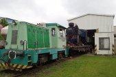 Převoz lokomotivy do lakovny firmy KOS nastal ve čtvrtek 28. května.