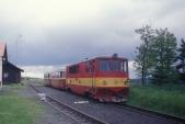 705 916 v Liptani 30.5.1997, foto Michal Fichna