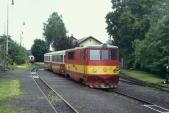 705 916 v Osoblaze 30.5.1997, foto Michal Fichna