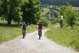 Cykloturistika na Osoblažsku