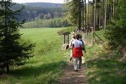 Pěší turistika na Osoblažsku