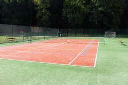 Tenis, fotbal, (plážový) volejbal a nohejbal na Osoblažsku