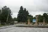 Památník osvobození Rudou armádou v Osoblaze