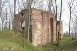 Zřícenina hradu Fulštejn v Bohušově