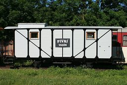 Pivní vagón D/ú 842