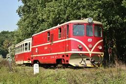 Vozidla Českých drah