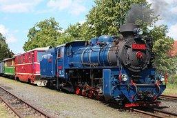 První jízdy lokomotivy U57.001