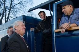 Prezident České republiky na Osoblažce