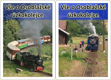 Vše o Osoblažské úzkokolejce